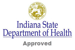 Indiana State Department of Health Approved